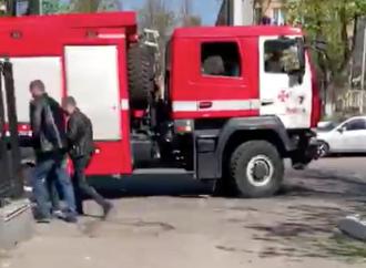 """Опять """"минирование"""": пострадала одесская школа"""