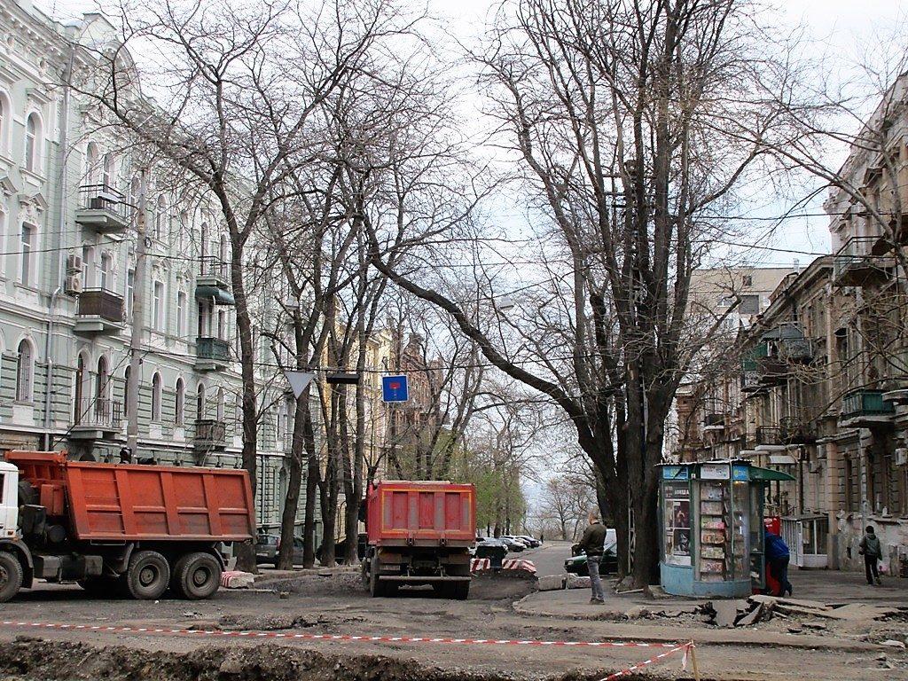 Перекресток Торговая Софиевская