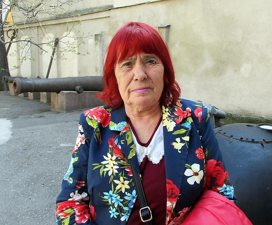 Валентина Колтоменкова