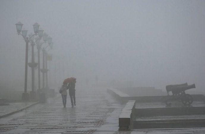 Погода 17 апреля. В Одессе будет туманно