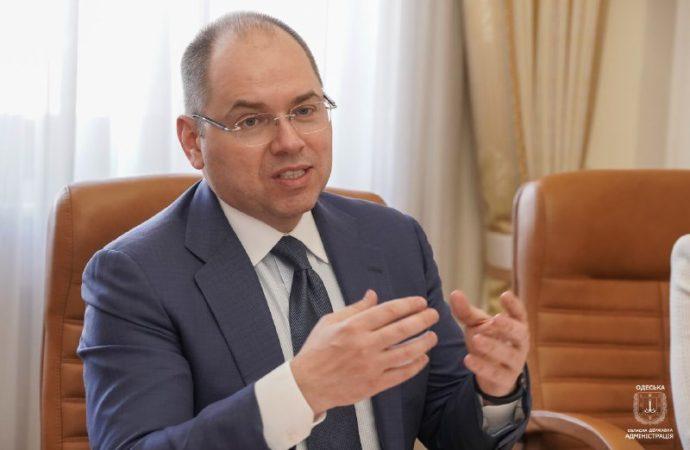 Официально: Степанов отстранен, Паращенко – и.о. председателя ОГА