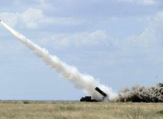 Отечественную ракетную систему успешно испытали в Одесской области