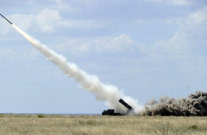 Испытания двух ракетных систем пройдут в апреле в Одесской области