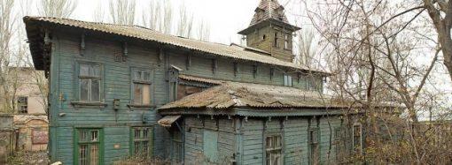 Морской памятник Одессы требует спасения