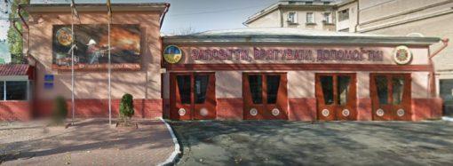 В Одессе будут реконструировать пожарное депо возле железнодорожного вокзала