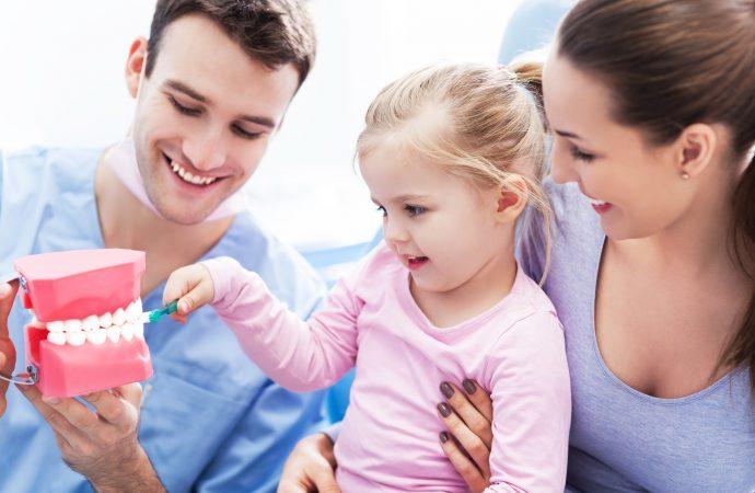 Где в Одессе лечить зубы детям?