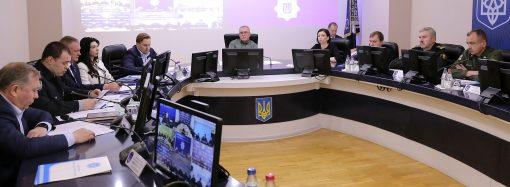 Одесская полиция переходит на усиленный режим работы