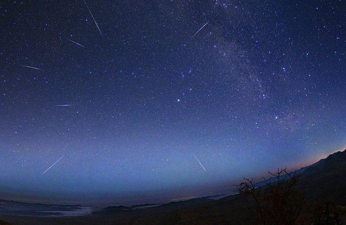 Над Украиной будет виден самый яркий «звездный дождь» октября – когда и где любоваться?