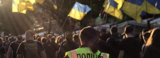 Одесса остается под усиленным контролем правоохранителей
