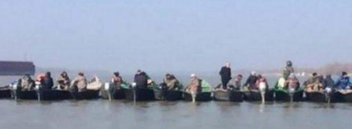 Рыбаки из Одесской области обещают перекрыть судоходство по самой длинной реке Европы