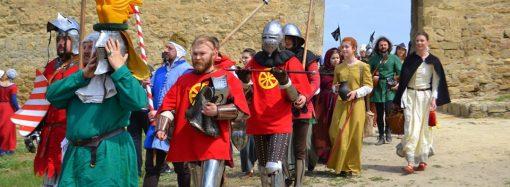 Фестиваль средневековой культуры прошёл в Аккерманской крепости