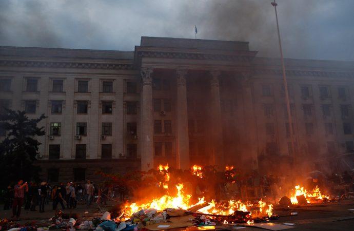 Пять лет одесской трагедии: сколько правды в мифах о событиях 2 мая?