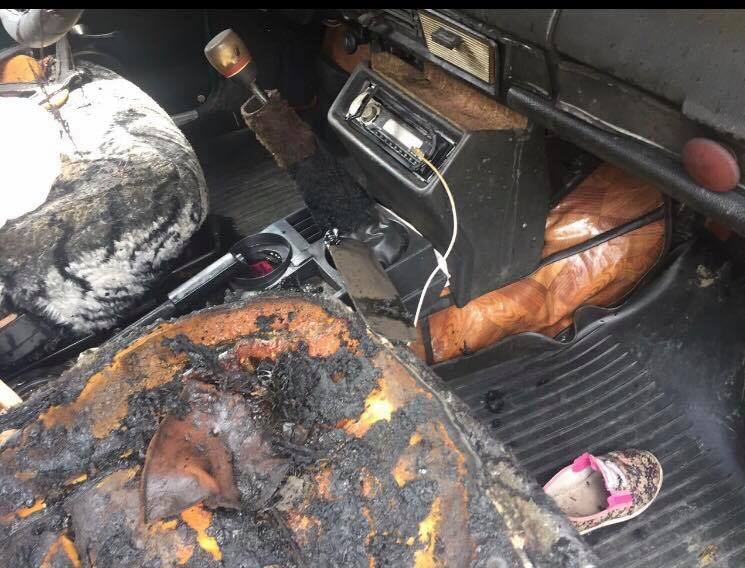 погиб ребенок пожар