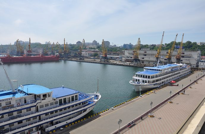 Одесский морпорт заявил о готовности принимать круизные лайнеры в новом сезоне