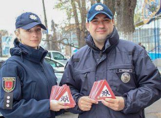 Штрафы еще не повысили, но штрафовать уже начали. Как в Одессе проходит операция «Пешеход»