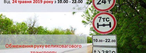 Жара на дорогах. На следующей неделе введут ограничения движения транспорта