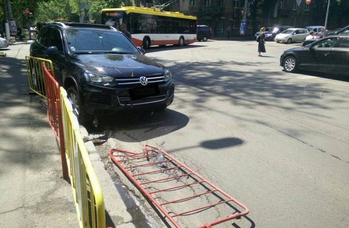 ДТП в Одессе: парень доставлен в больницу