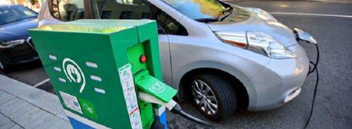 Где в Одессе зарядить электромобиль?