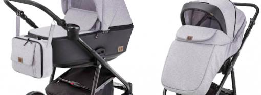 Модные коляски Adamex