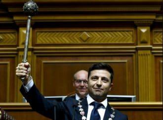 «Время больших ожиданий». Насколько «всесилен» Президент Украины?