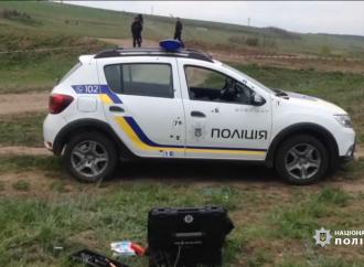Полицейские задержали мужчину, который обстрелял полицейскую машину