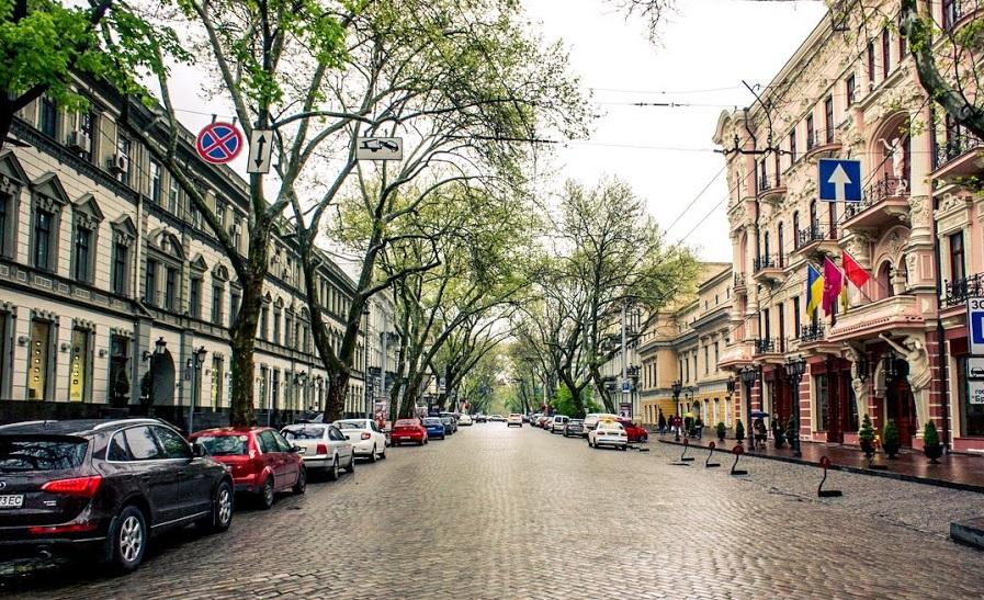 картинки улиц одессы одном исторических источников