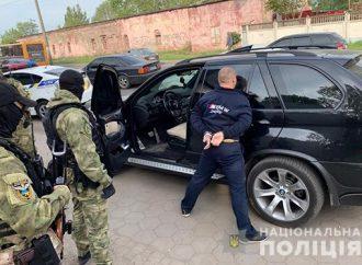 Золото, оружие и наркотики: в Одессе задержали банду сбытчиков кокаина