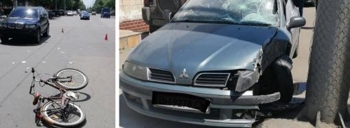 Два ДТП в Одессе: два человека доставлены в больницу