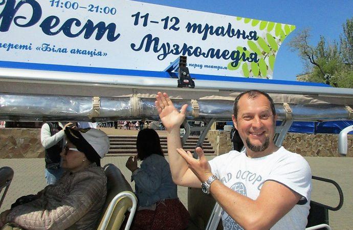 Как в разгар гололеда в Одессе зацветала Белая акация