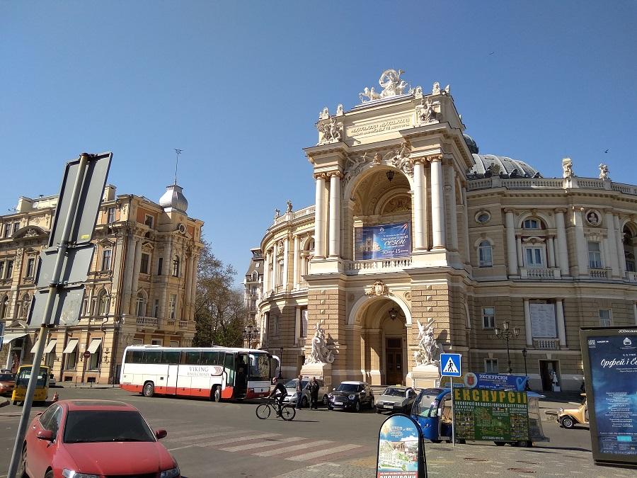 одесский туризм