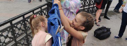 Пижамы и тапочки: как в Одессе отмечали День рождения добрососедства