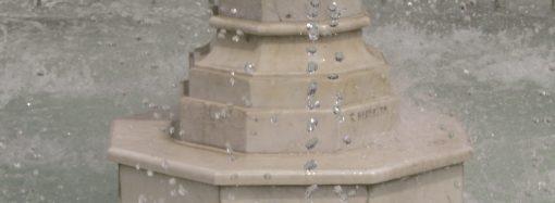 Еще один фонтан скоро запустят в Одессе