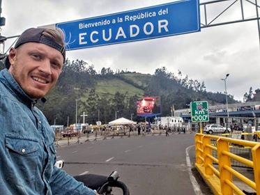 Одесский путешественник Руслан Верин: девять тысяч километров по Южной Америке