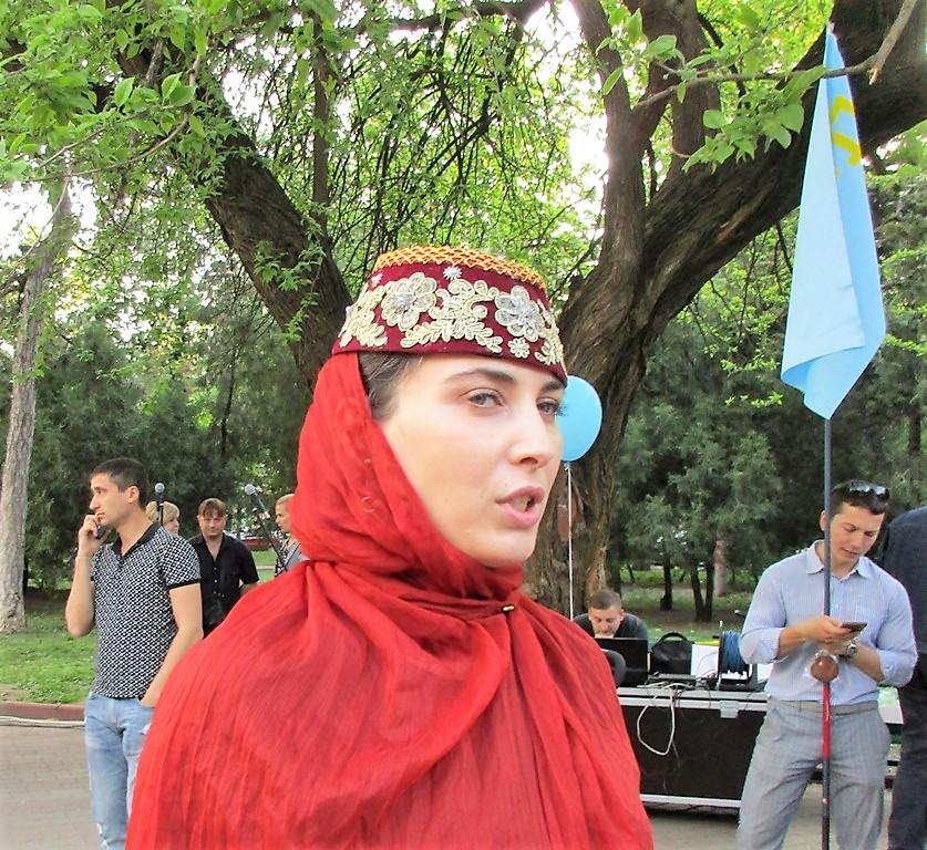 крымские татары в одессе