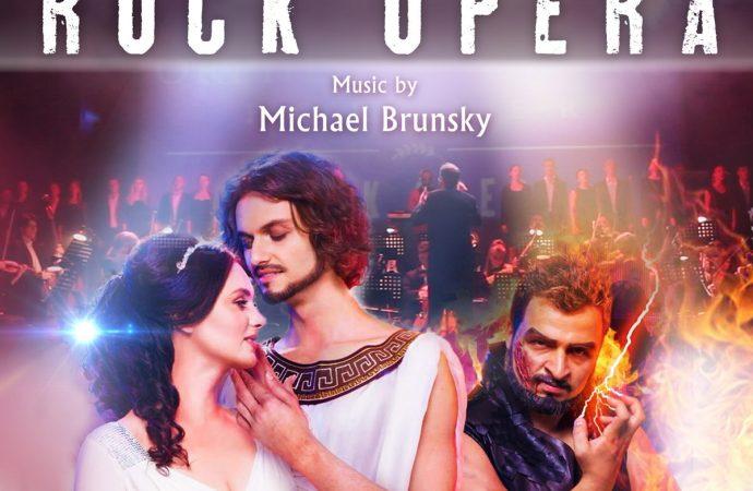 Грандиозное музыкальное шоу мирового уровня – рок-опера «Орфей и Эвридика навсегда» в Одессе