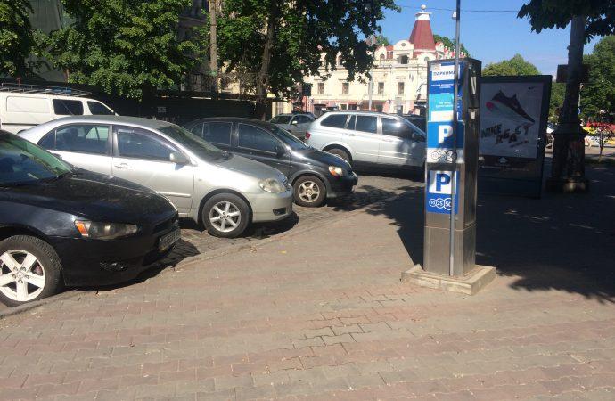 В Одессе откроют первую коммунальную парковку: где и когда
