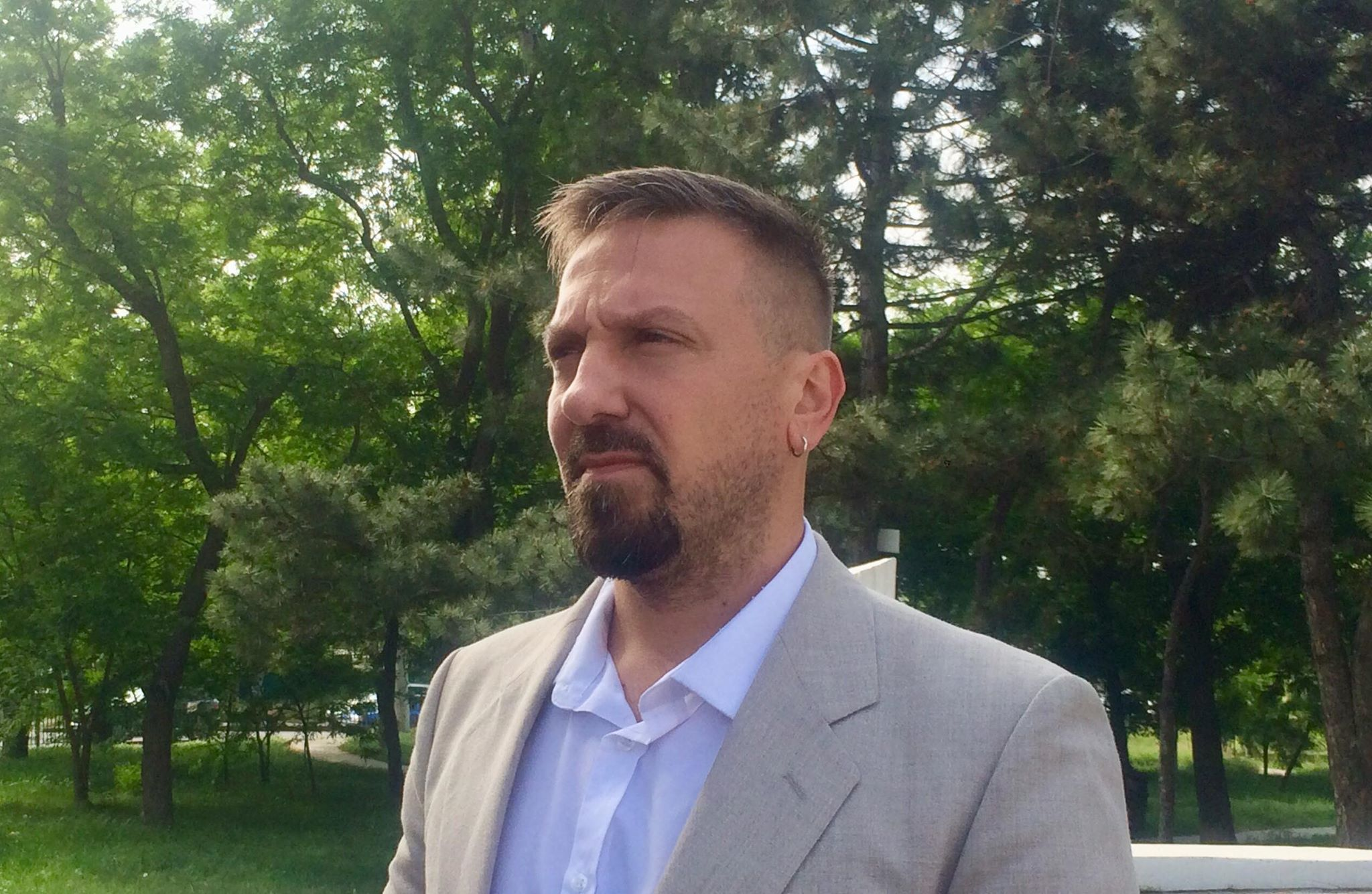 Павел Остапенко