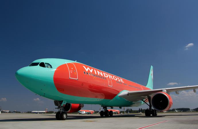 Самолет «Киев — Шарм-эль-Шейх» экстренно приземлился в Одессе из-за сообщения о бомбе на борту