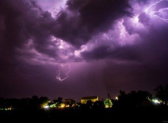 Гидрометцентр прогнозирует ухудшение погодных условий по Одесской области