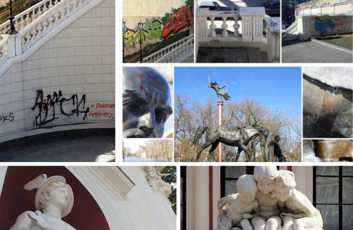 Памятники против вандалов: как защищают культурно-исторические места в разных странах мира?