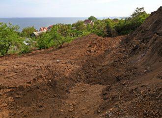 В Одесском горсовете прокомментировали информацию о новом оползне на побережье