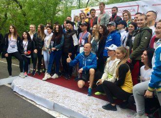 """Первый """"Забег добра"""": на Трассе здоровья в Одессе собралось несколько сотен меценатов"""