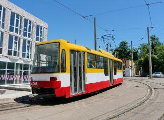 Перенос трамвайного кольца на Фонтане могут начать уже в этом году