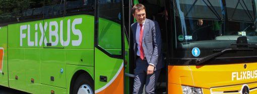 До конца года из Одессы обещают запустить автобусы-лоукосты в пять европейских стран