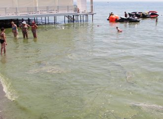 Жалоб на ухудшение здоровья после купания на одесских пляжах в медучреждения не поступало