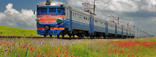 Опубликовано новое расписание одесских электричек