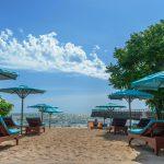 море в Одессе, пляж Отрада