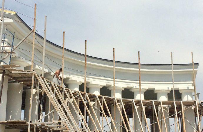 воронцовская колоннада