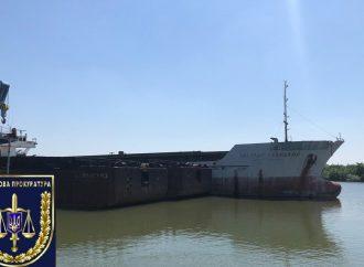 Рефрижераторное судно в Одесской области продали вдвое дешевле металлолома