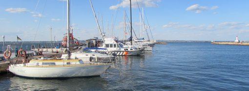 Температура морской воды в Одессе: каким будет Черное море 10 мая